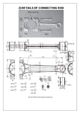 Assembly And Details Machine Drawing Pdf With Images