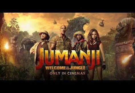 Jumanji 2 Jungle New Hollywood Movie In Hindi Dubbed 2018 Hd