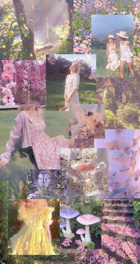 Fairycore Wallpaper