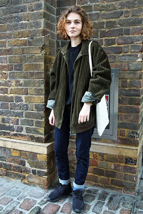 Fall Fashion Outfits, Look Fashion, Cool Outfits, Womens Fashion, Androgynous Girls, Androgynous Fashion, Butch Fashion, Queer Fashion, Androgyny