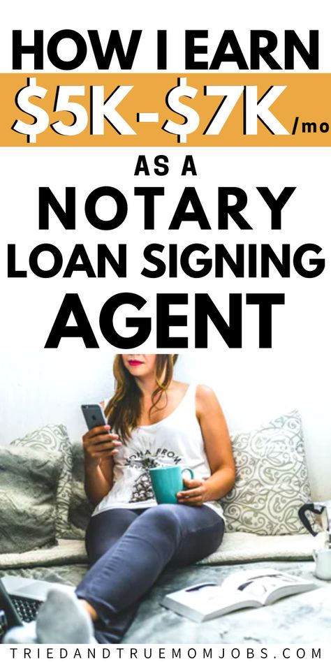 How I Earn Thousands As a Notary Loan Signing Agent