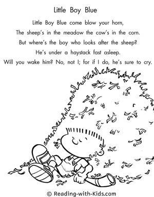 Nursery Rhymes Coloring Pages Nursery Rhymes Lyrics Nursery