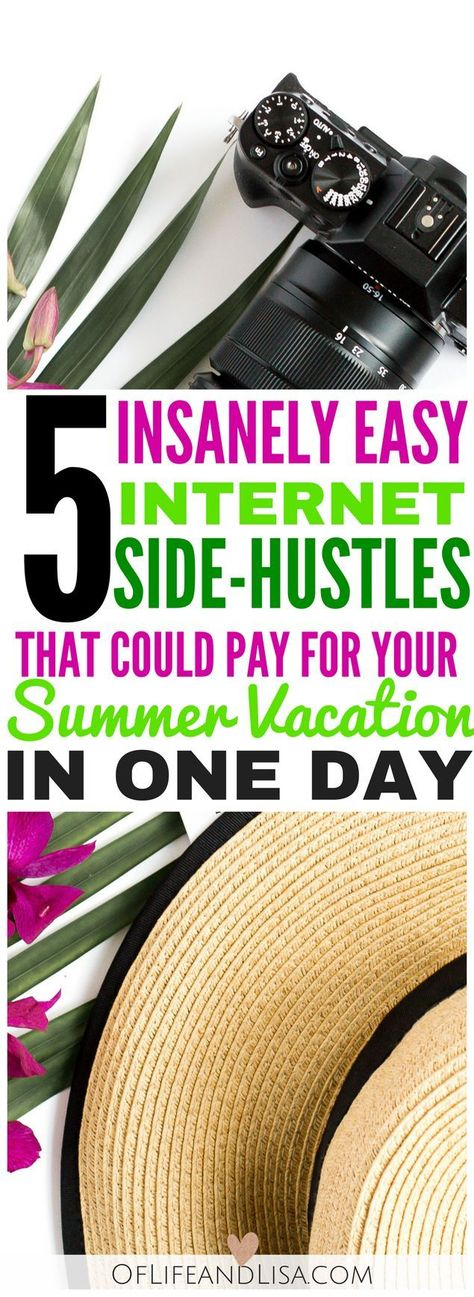 5 Ways to Make Quick and Easy Money Online