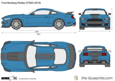 Ford Mustang Shelby Gt500 Vector Drawing Ford Mustang Shelby Ford Mustang Shelby Gt500 Ford Mustang Shelby Gt