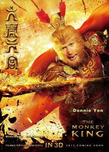 The Monkey King 2014 Dual Audio Hindi Dubbed BluRay 480p