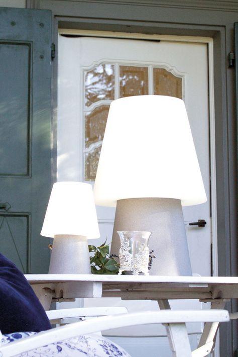 Die Led Tischleuchte Kann Im Wohnzimmer Oder Im Wintergarten