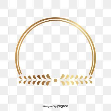 Cartoon Golden Circle Cartoon Clipart Circle Clipart Cartoon Png Transparent Clipart Image And Psd File For Free Download Gold Circle Frames Frame Logo Circle Clipart