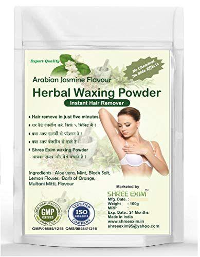 Pin On Herbal Wax Powder