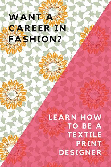What Does A Textile Print Designer Do With Images Textile