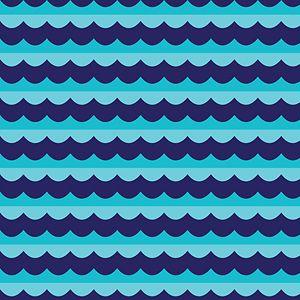 High Seas Blue ~ Seven Seas ORGANIC @ Sew,Mama,Sew!
