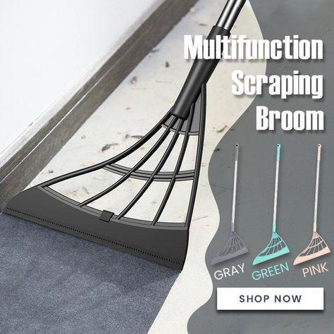 Multifunction Magic Broom - Pink