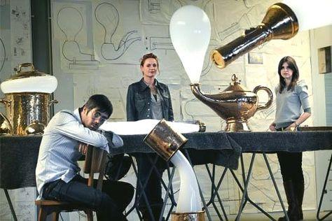 Wonderlamp von Studio Job
