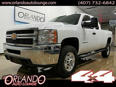 Ebay Advertisement 2013 Chevrolet Silverado 2500 Work Truck