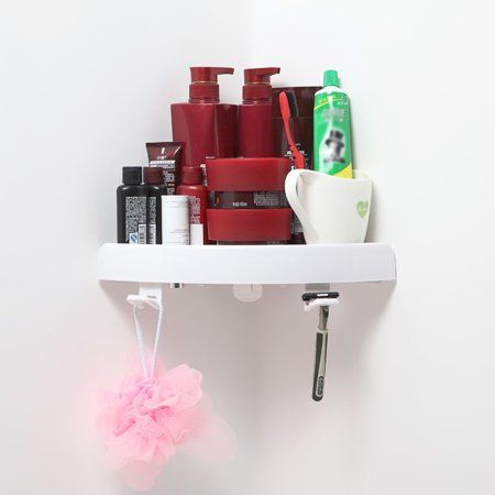 Home In 2020 Shower Corner Shelf Corner Storage Shower Shelves