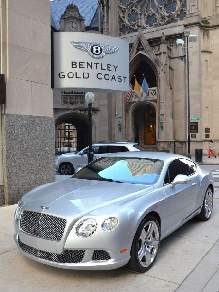 Used 2012 Bentley Continental Gt Chicago Il Bentley Bentley Car Luxury Car Dealership