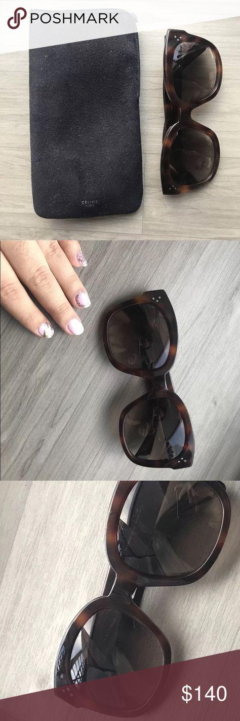 8912d21279d5 Celine Audrey Havana Sunglasses 41805 Celiné