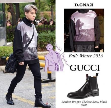 How To Wear Brogues In Winter All Black 65 Ideas Bts Clothing Bts Inspired Outfits Korean Fashion Men