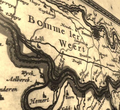 Zaltbommel is een vestingstadje aan de Waal met de stompe-toren-zonder-spits. Te zien. Zaltbommel is meer dan duizend jaar oud. De eerste vermelding van een nederzetting stamt uit het jaar 850 ('Bomela'). In 999 kreeg de nederzetting het zogenaamde recht van tol en munt en van gruit, een stof waarmee het bier tot gisting werd gebracht. Vanaf de 13e eeuw werd Zaltbommel een belangrijke handelsstad, het kreeg stadsrechten (1231), stadsmuren (1316) en vestingwerken.