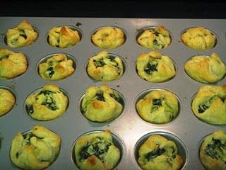 Spinach and Artichoke Pouches