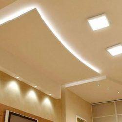 False Ceiling Types Or False Ceiling Materials With Pop False