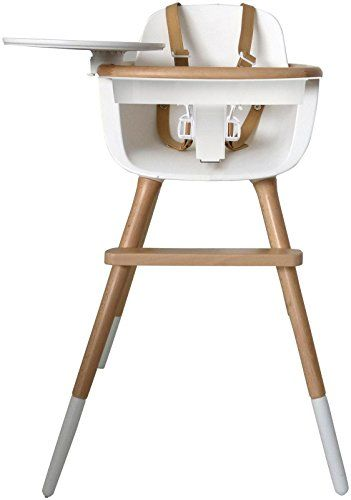 Mid Century Modern Ovo High Chair By Micuna Modern Baby