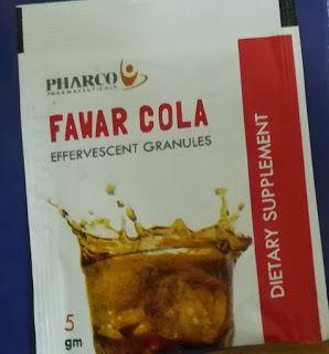 فوار كولا Fawar Cola لعلاج اعراض عسر الهضم والانتفاخ Food Desserts Dietary