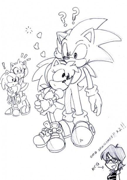 Pin On Sonic Artist Dreamer123