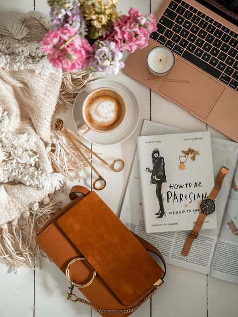 How To Master Flat Lay Photography // Gemma Louise