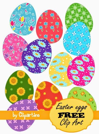Eggs Easter Graphics Free Clip Art And