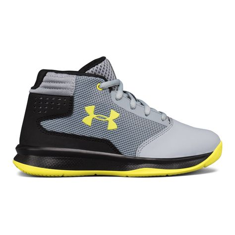 Boys' Pre School UA Jet 2017 Basketball Shoes | Under Armour