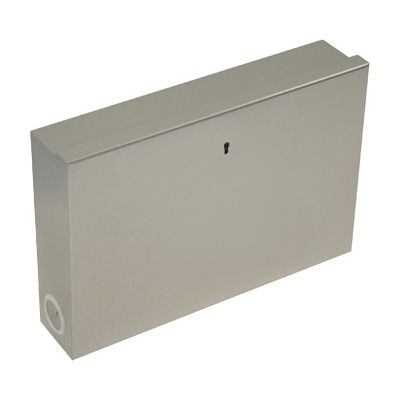 Wall Mount Laptop Cabinet | Wall Mounted Laptop Case | Secure Wall ...