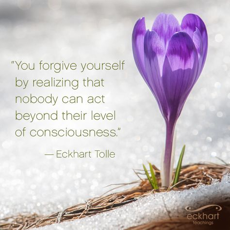 Love and forgiveness starts with ourselves. Letting go of the past and the things we could have done differently allows us to be perfectly imperfect, to live in the present moment.