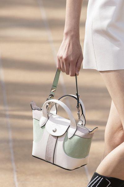 Longchamp at New York Fashion Week Spring 2020 | Popular handbags ...