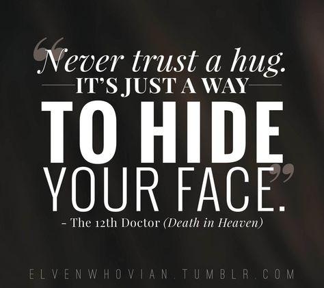 Death in Heaven - Quote 5 by ElvenWhovian on deviantART