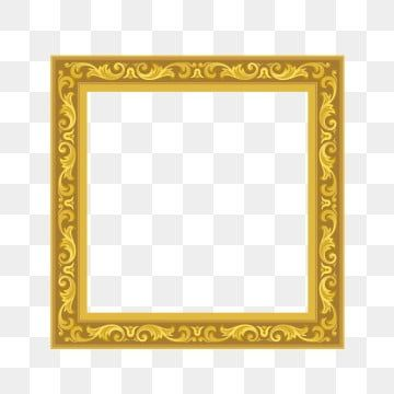 Golden England European Ornate Photo Frame Border Elements Photo Clipart Pattern Photo Frame Png And Vector With Transparent Background For Free Download Frame Photo Frame Photo Clipart