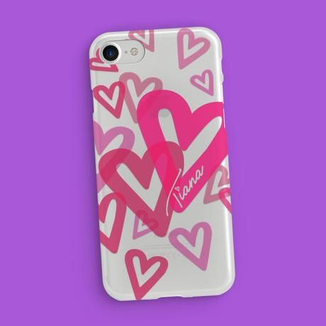 separation shoes dd3a4 a152c Hearts By Tiana Phone Case | Back to School | Phone cases, Phone ...