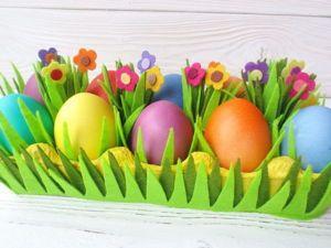 Preparing for Easter: Making a Stand for Easter Eggs. Livemaster - handmade