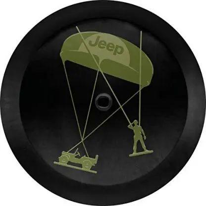 GLTDJESW Viking Symbol Nordic Compass Spare Tire Wheel Cover Car Truck SUV Camper Fits for Jeep Wrangler Sahara