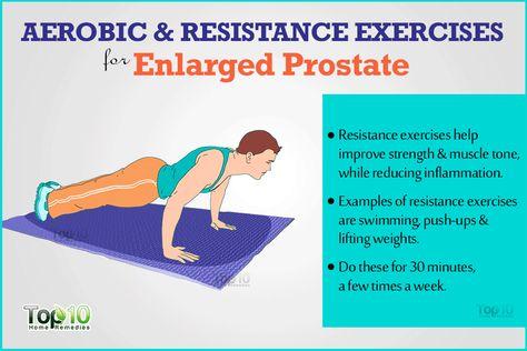 Kegel prostatitis