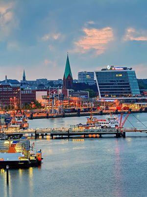 Visit Kiel, Germany #EURoadTrip