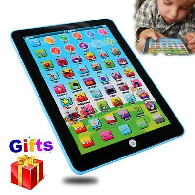 Educational Toys For 2 Year Olds Toddlers Baby Kids Boy Girl New Learning Tablet