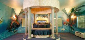 Atlantis Under The Sea Suite At Black Swan Inn In Pocatello Id