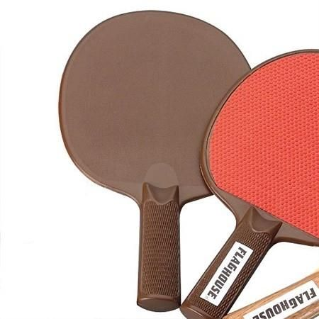 Table Tennis Paddle 1 Count This High Impact Almost Indestructible Table Tennis Paddle By Flaghouse Is Table Tennis Table Tennis Racket Ping Pong Paddles