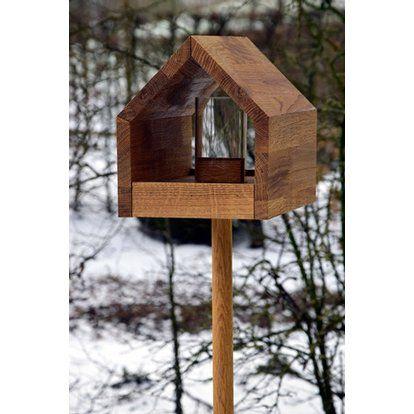 Dobar Design Vogelhaus Bauhaus Mit Stander Kaufen Bei Obi Vogelfutterhaus Eiche Holz Vogelfutterhaus Selber Bauen