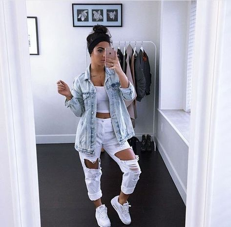❤ Find more jeans dress, girlfriend jeans and fashion outfits, short dresses and occasion dresses. And more black leather boots for women, latest fashion outfits 2015 and what outfit to wear.