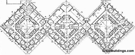 Attractive Great Buildings Image   Erdman Hall Dormitories | Louis I Kahn | Pinterest  | Dormitory, Building Images And Building Good Looking
