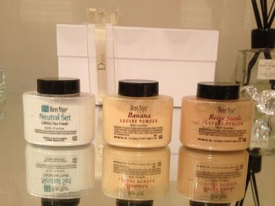 A great breakdown of the Ben Nye products and how to use them including the Banana!