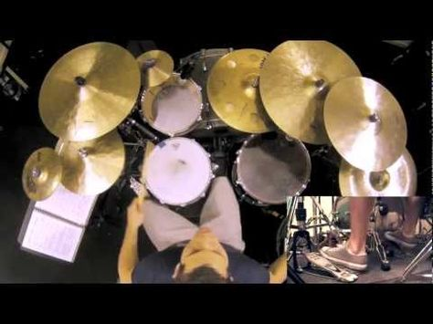 Animals As Leaders Weightless Drum Cover With Drum Solo By Troy Wright Drum Cover Drum Solo Drums