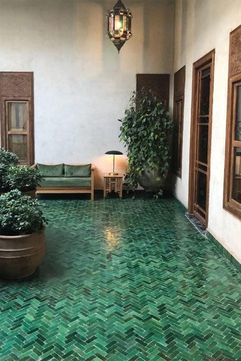 Home Interior Design, Exterior Design, Interior Architecture, Interior And Exterior, Color Interior, Islamic Architecture, Marrakech Travel, Marrakech Morocco, Le Riad