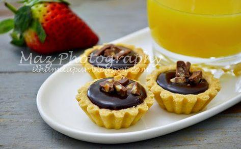Ilham Dapur Nutella Tart Cookie Recipes Pastry Cake Dessert Recipes